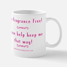 FragFreeShirtWhite10x10Pink Mug