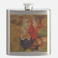 Nursing Mother Flask