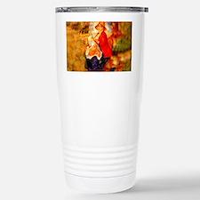 Nursing Mother Stainless Steel Travel Mug