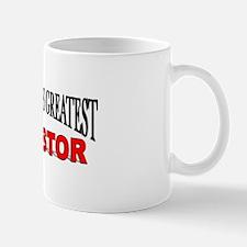 """The World's Greatest Investor"" Mug"