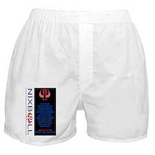 ANTISOCIAL MEDIA BLK 3 Boxer Shorts