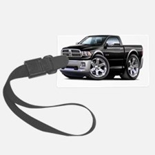 2010-12 Ram Black Truck Luggage Tag