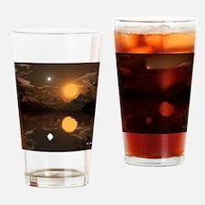 SepphorisMousepad Drinking Glass