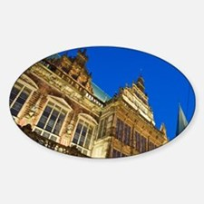 Germany, State of Bremen, Bremen. M Decal