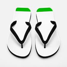 occ black tee Flip Flops