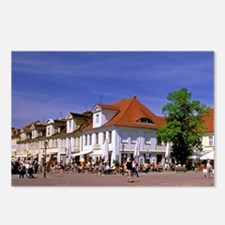 Europe, Germany, Potsdam. Postcards (Package of 8)