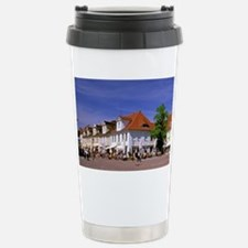 Europe, Germany, Potsdam. Squar Travel Mug
