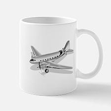 Vintage Airliner Mugs