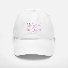 Mother of the Groom Baseball Baseball Cap