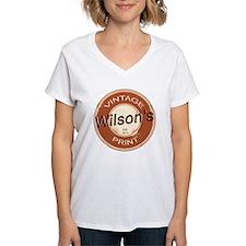 Wilsons Vintage Print.gif Shirt
