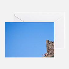 Germany, Rhineland-Palatinate, villa Greeting Card