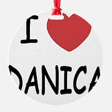 DANICA Ornament