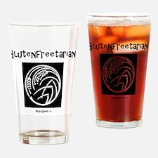 C glutenfreetarian oryza sativa whi Drinking Glass