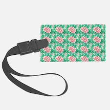 orientalflowersb Luggage Tag