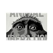 animal-liberation-06 Rectangle Magnet