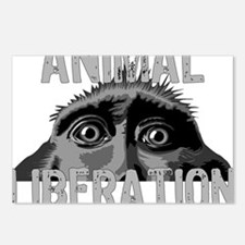 animal-liberation-06 Postcards (Package of 8)