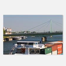 Germany, Nordrhein-Westfa Postcards (Package of 8)