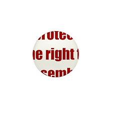 right_to_assemble Mini Button