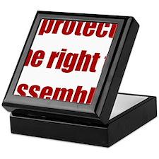 right_to_assemble Keepsake Box