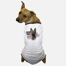 usa3 Dog T-Shirt