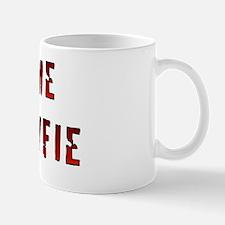 Kiss Me Im Newfie Mug