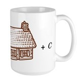 Calculus Large Mugs (15 oz)