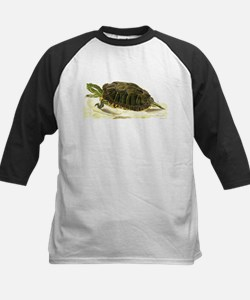Painting of Painted Turtle Baseball Jersey