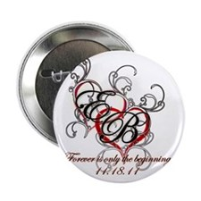 "Breaking Dawn Hearts copy 2.25"" Button"
