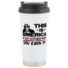 EARNFINAL6 Travel Mug