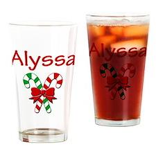 alyssa Drinking Glass
