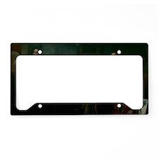 emancipation_proclamation License Plate Holder