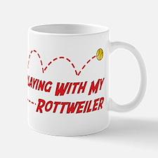 Rottweiler Play Mug
