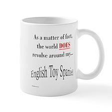 Toy Spaniel World Mug