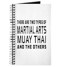 Muay Thai Designs Journal