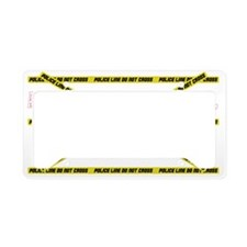 move a body 2 License Plate Holder