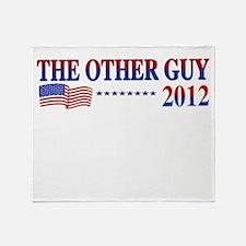 OTHER GUY FLAG LOGO Throw Blanket