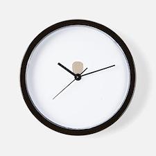 Math geek light Wall Clock