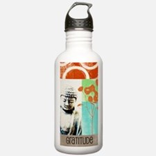 gratitude Water Bottle