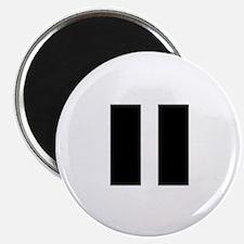 PauseBlack Magnet