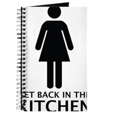get back in the kitchen Journal