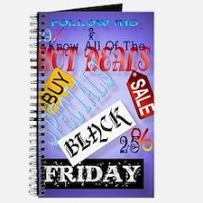 Hot Deals-Black Friday PosterP Journal