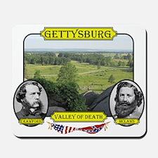 Gettysburg - Valley Of Death Mousepad