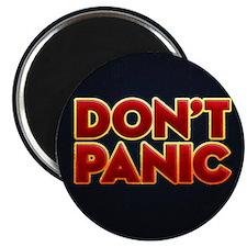 dont panic Magnet