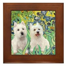 MP2-rises-Westies 3and11-smaller Framed Tile