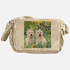 MP2-rises-Westies 3and11-smaller Messenger Bag