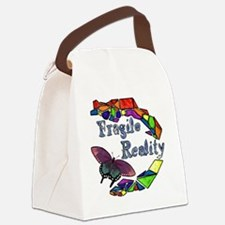 FragileReality (light t-shirt, fr Canvas Lunch Bag