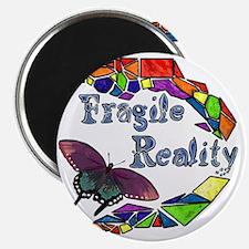 FragileReality (light t-shirt, front) Magnet