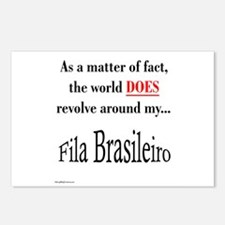 Fila World Postcards (Package of 8)