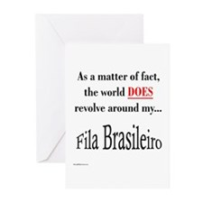 Fila World Greeting Cards (Pk of 10)