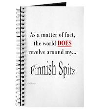 Finnish Spitz World Journal